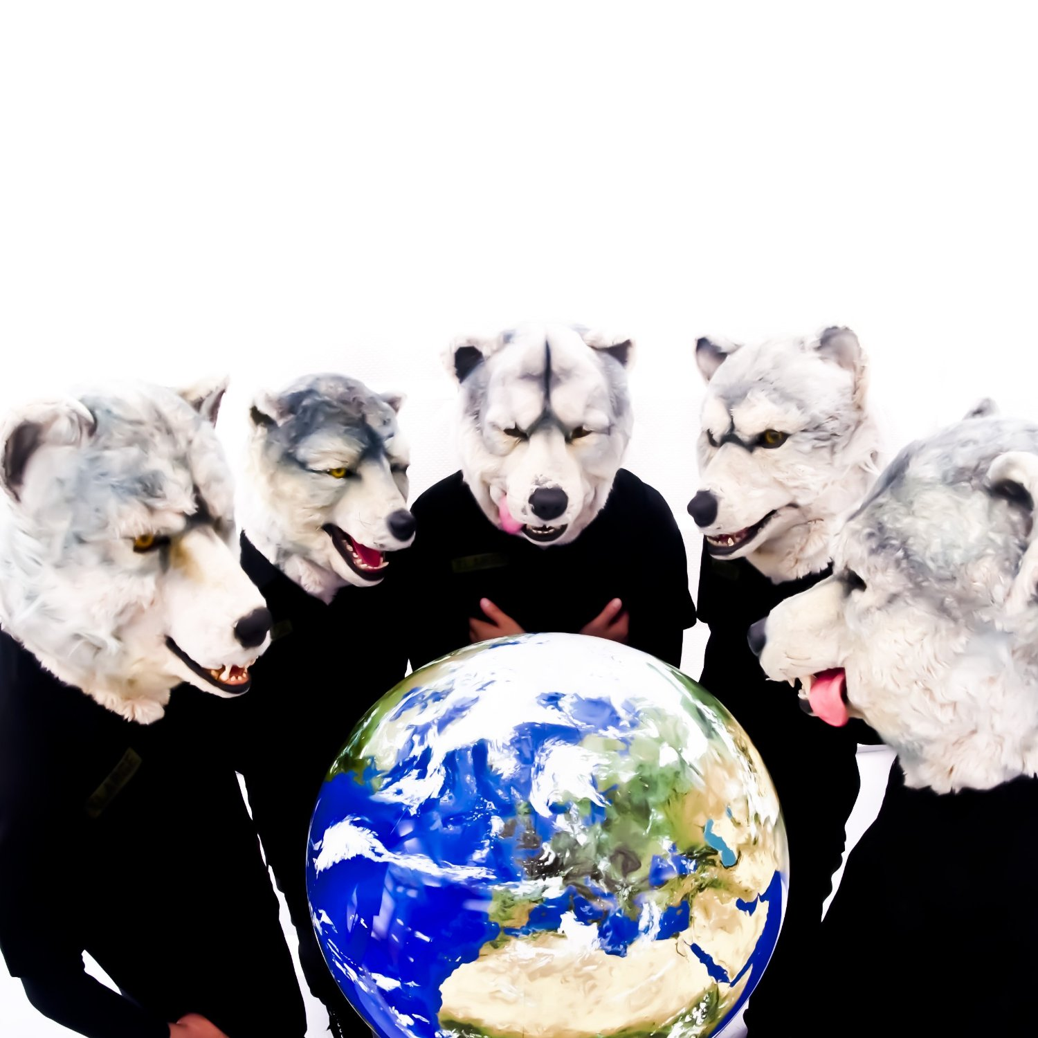 オオカミバンド MAN WITH A MISSION MASH UP THE WORLD